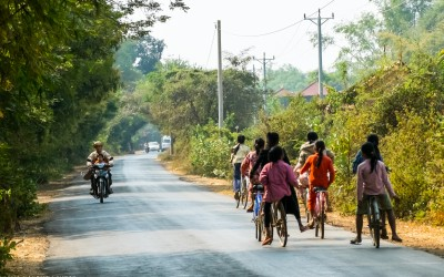 Cambodia: Another kind of war