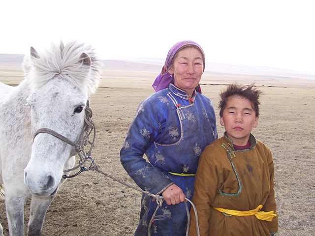 On the Move in Mongolia