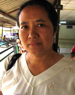 Dr. Cynthia Maung Founder and Director, Mae Tao Clinic Mae Sot, Thailand