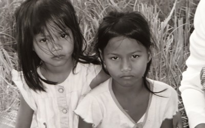 Girls from Cambodia