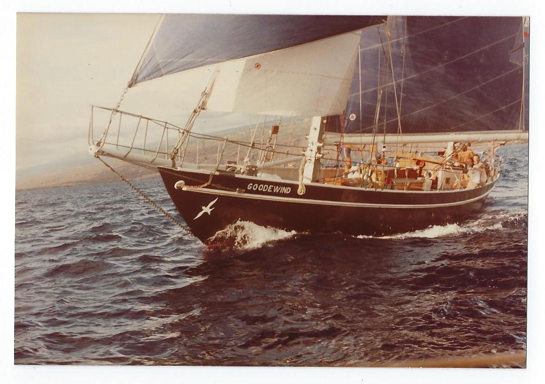 Goodewind Sailing 1984
